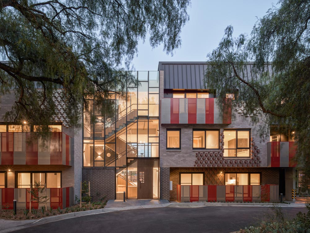 Rushall Park in collaboration with MGS Architects.