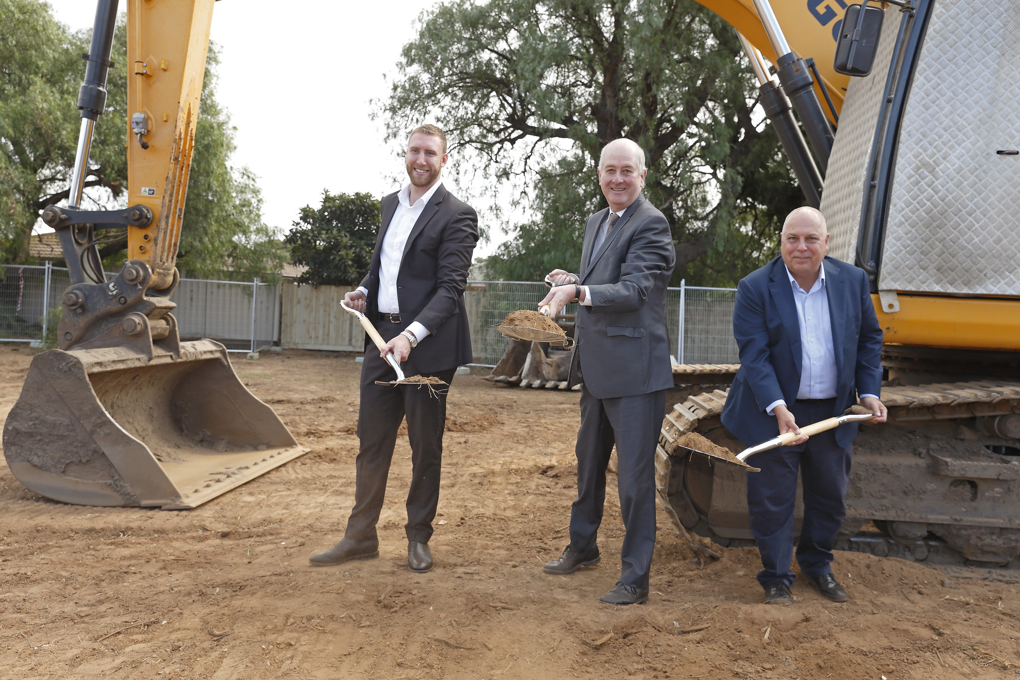 Unison launched New $30m social and affordable housing project for Werribee.